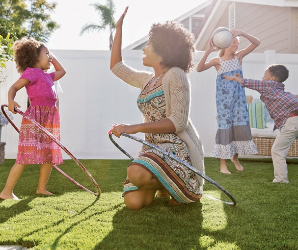 Make Memories with a Well-Groomed Lawn - 13750
