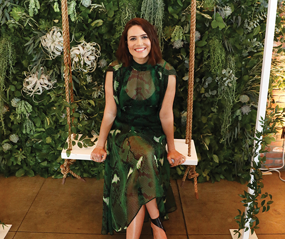Mindful Tips from Mandy Moore for a Well-Balanced, Lively Summer - 14727