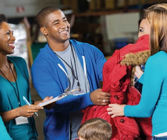Celebrate the Season of Giving: 5 ways to help those in need during the holidays - 13995