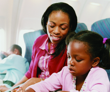 5 Tips for Traveling by Air with Children