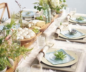 Effortless Spring Entertaining