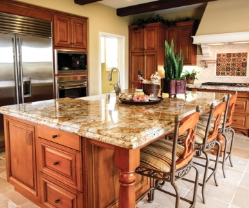Easy Care Tips for Natural Stone Countertops and Flooring
