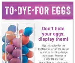 To Dye For Eggs
