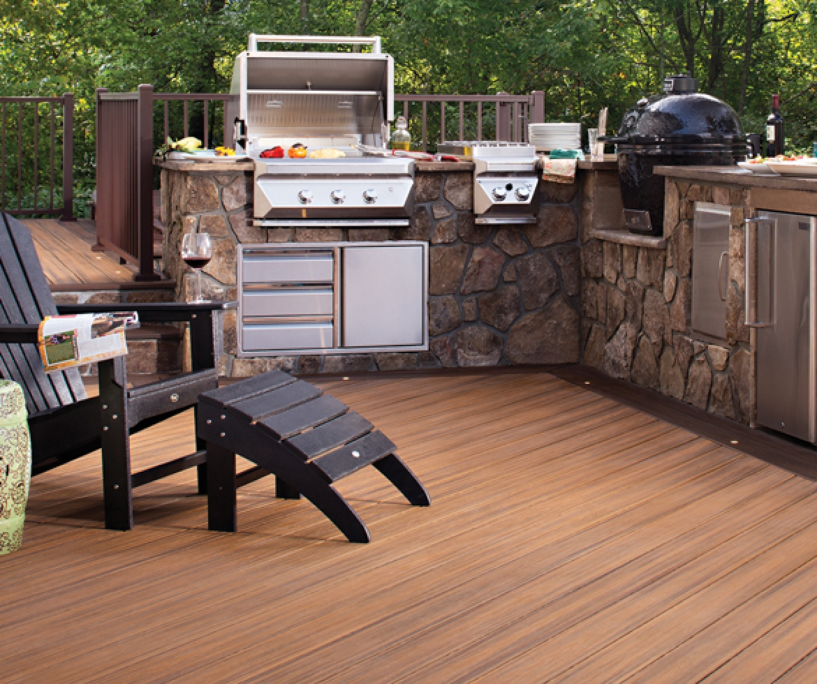 Get Cooking on Your Outdoor Kitchen Design