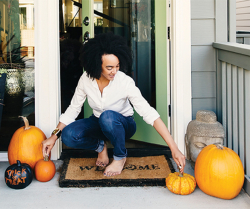 Fall in Love with Outdoor Décor