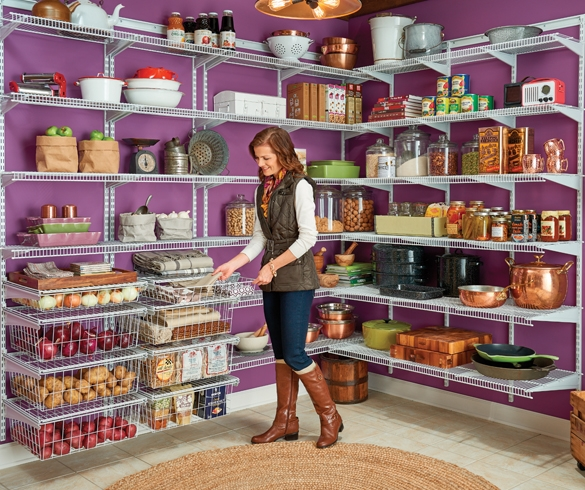 Organize Your Way to a Clutter-Free Kitchen - 13359