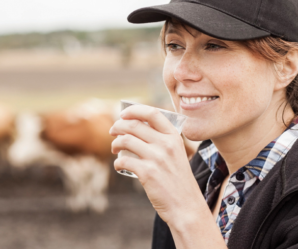 Real Milk's Role in a Sustainable Farm-to-Table Diet - 14745