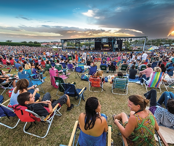 Make the Most of Outdoor Concerts-14430