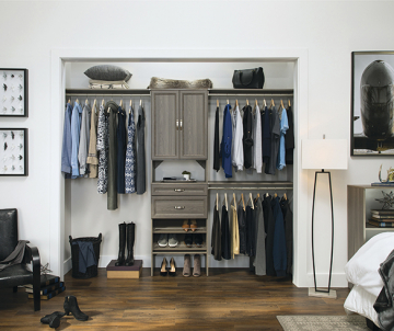 How to Create Your DIY Dream Closet
