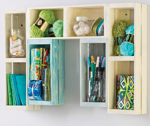 Wall DIY organizer - 12899