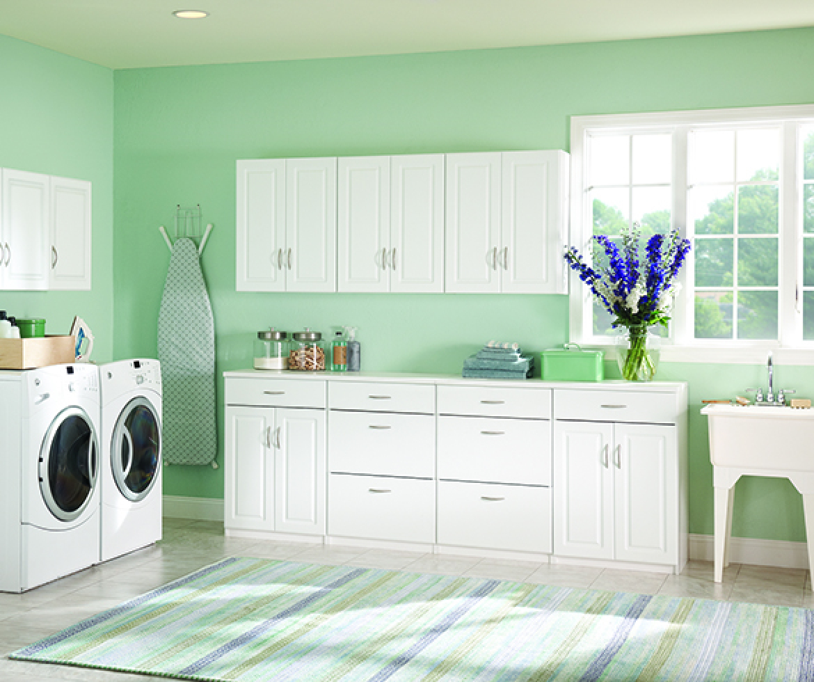 How to Create a More Functional Laundry Room