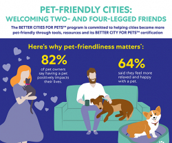 Making Communities More Pet-Friendly