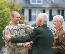 Helping Veterans Build Careers