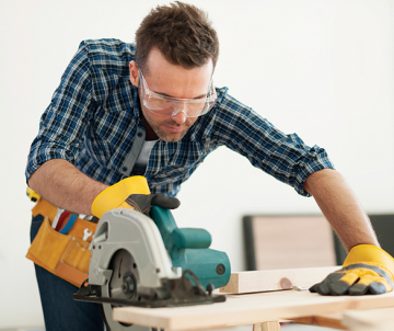 Properly Powered: Tips for proper use of battery-operated power tools