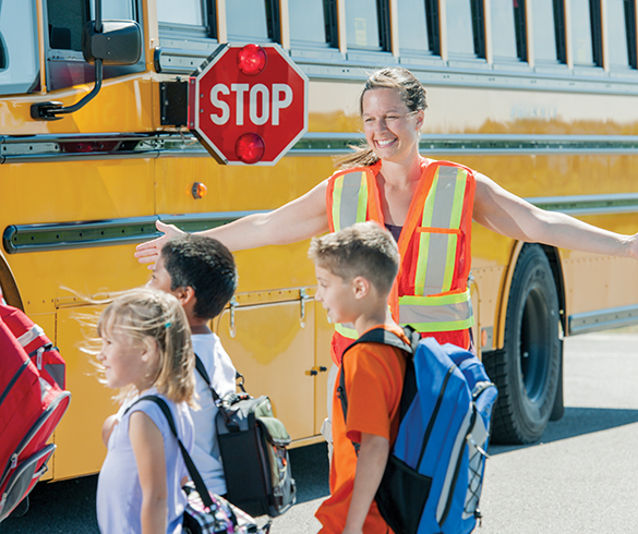 Back-to-School Bus Safety - 14766