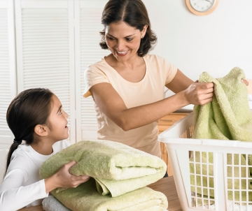 5 Time-Saving Laundry Tips