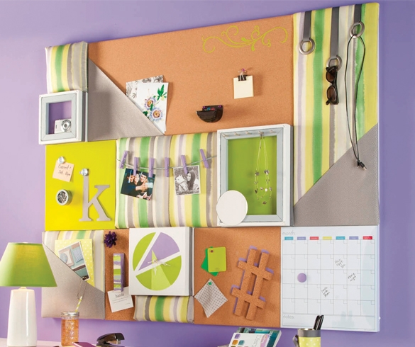 Wall organization board - 12896
