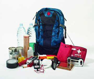Be Prepared When Natural Disaster Strikes