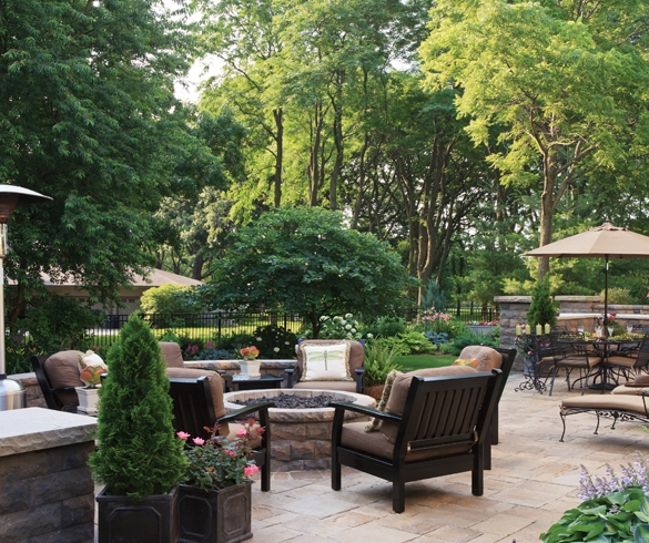 Spruce Up Your Outdoor Spaces - 14185