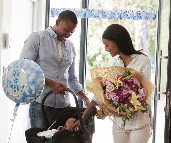 Bringing Baby Home: 5 tips to prepare for a newborn's arrival - 14491