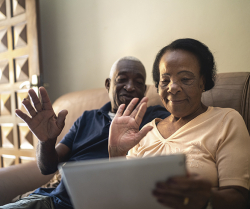 Engage Virtually: Tips for keeping older adults connected