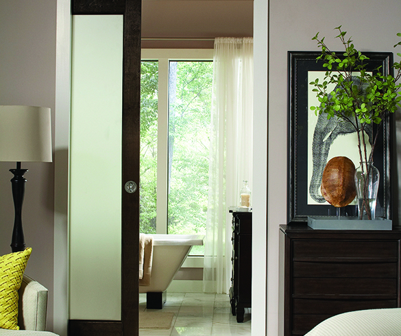 How to Bring More Space into Bathrooms - 15423