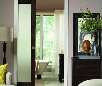 How to Bring More Space into Bathrooms