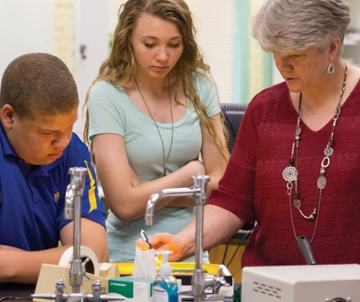 Students Prosper from STEM Education