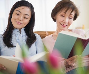 Make Reading Part of Your Mother's Day Celebration