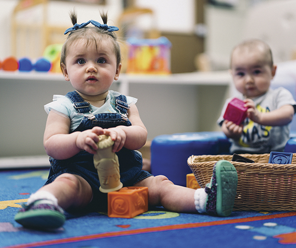 What to Look for in an Infant Day Care - 15531