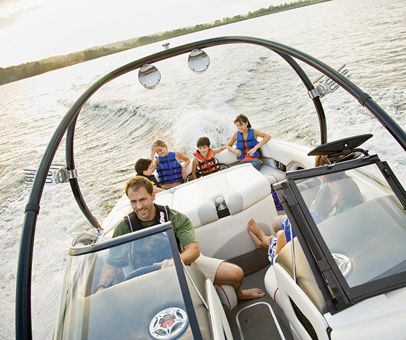 Launch Your Boat into a New Season - 15703
