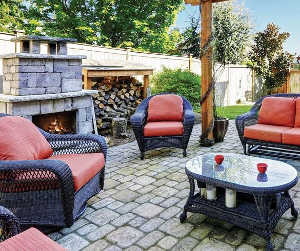 Add Life to Outdoor Spaces - 13622
