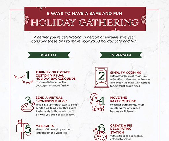 Make the Most of Holiday Gatherings This Year - 15506