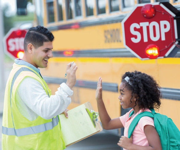School Bus Safety 101 - 14424