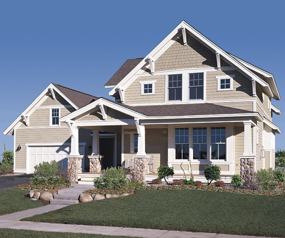 Low Maintenance Living from James Hardie 10327