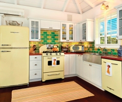 Bring New Life to Your Kitchen with Color