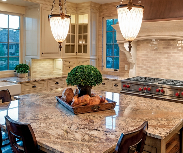 Going Green with Natural Stone - 13662