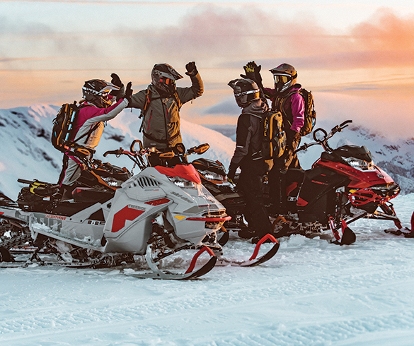 5 Tips for Your Next Snowmobile Adventure - 15524
