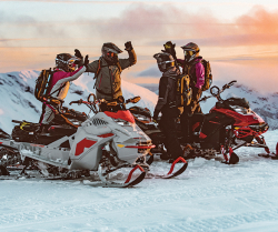 5 Tips for Your Next Snowmobile Adventure