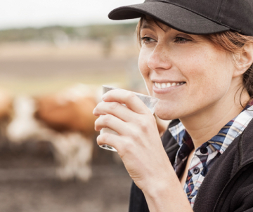 Real Milk's Role in a Sustainable Farm-to-Table Diet