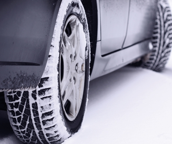 4 Tire Safety Tips for Winter - 14003
