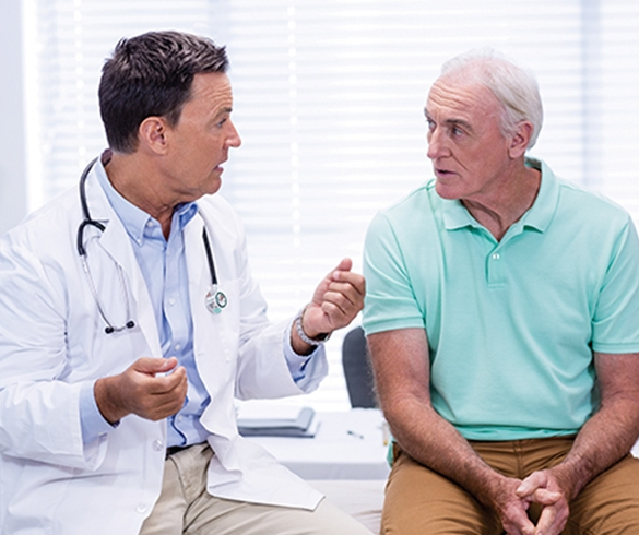 Treatment Options for Men with Enlarged Prostate-14368