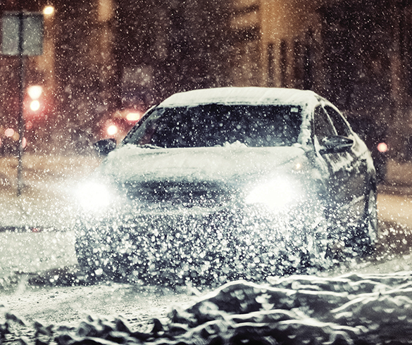 Safe Winter Driving: 4 tire tips for cold weather - 15487