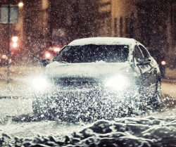 Safe Winter Driving: 4 tire tips for cold weather