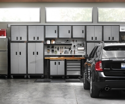 Four Steps for Attacking Garage Organization