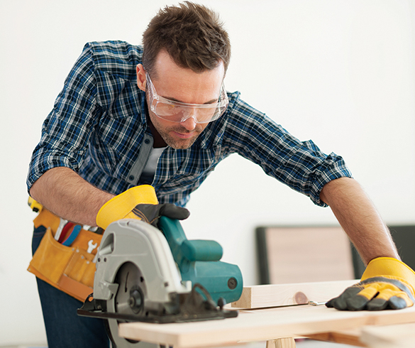 Properly Powered: Tips for proper use of battery-operated power tools - 15415