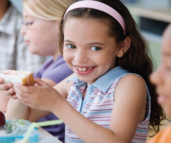 Make Lunchtime Fun Time: Tips for creating back-to-school lunches - 13856