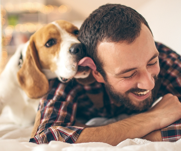 How Your Pet May Improve Your Health  - 13736