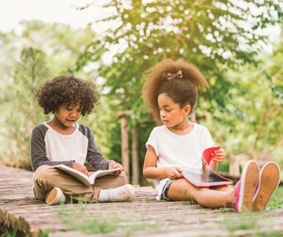 How to Inspire Summer Reading - 14207