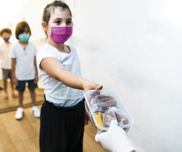 5 Steps Schools Are Taking to Help Feed Children During the Pandemic - 15512